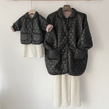 Load image into Gallery viewer, Bronx Quilted Jacket w matching Mama Jacket