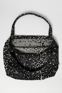 Mom Stroller Bag - blk leo