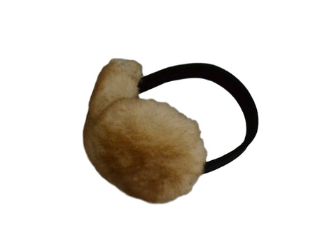 Shearling Ear Muffs Vermont Made