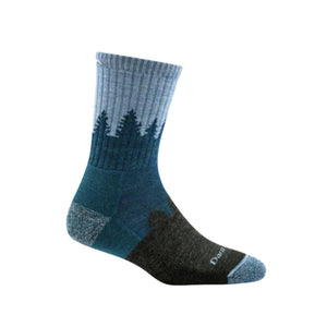 Women's Merino Wool Treeline Micro Crew Hiking Sock