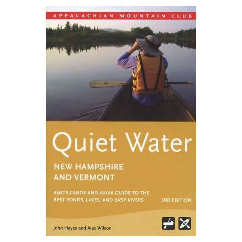 Quiet Water: New Hampshire and Vermont Book