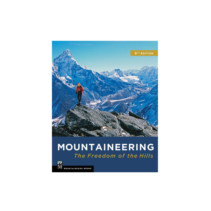 Mountaineering: Freedom of the Hills Book
