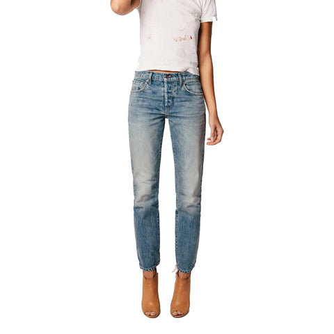 Cone Mills Boyfriend Cut Denim Jean