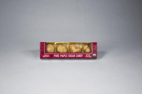 Maple Sugar Candy Pocket Pack
