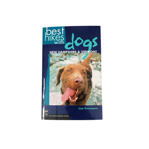 Best Hikes with Dogs VT/NH Guidebook