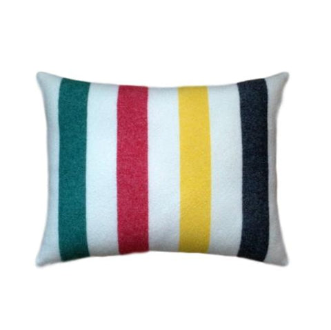 Glacier National Park Wool Pillow