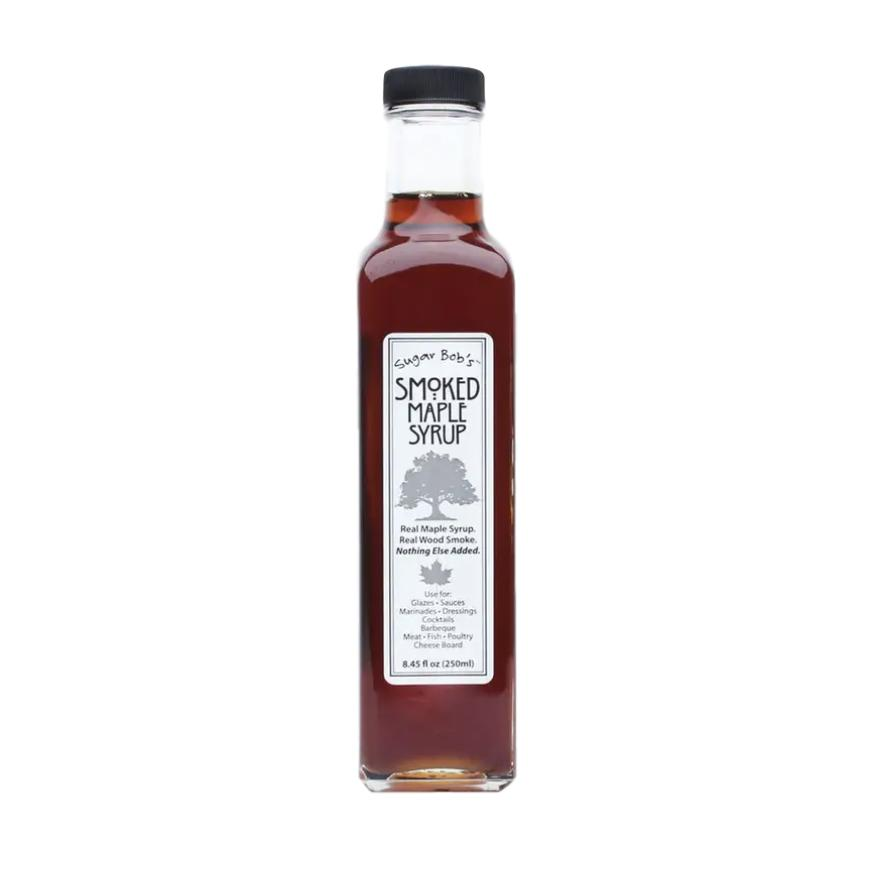 Smoked Maple Syrup 8.5oz
