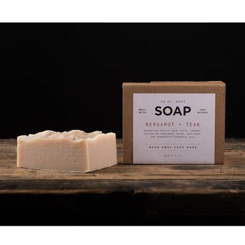 Ye Old Goats Milk Soap