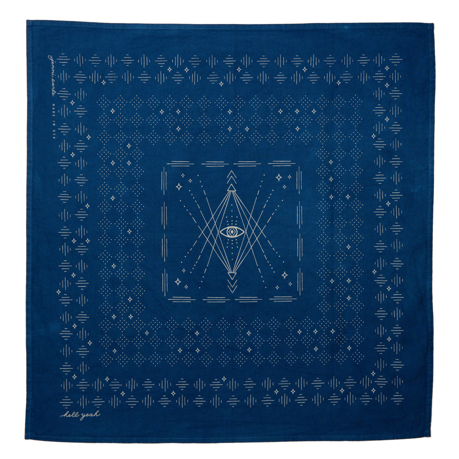 Printed Bandanas (Assorted Designs + Colors)