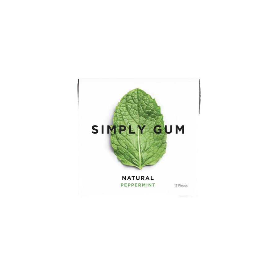 Simply Natural Chewing Gum