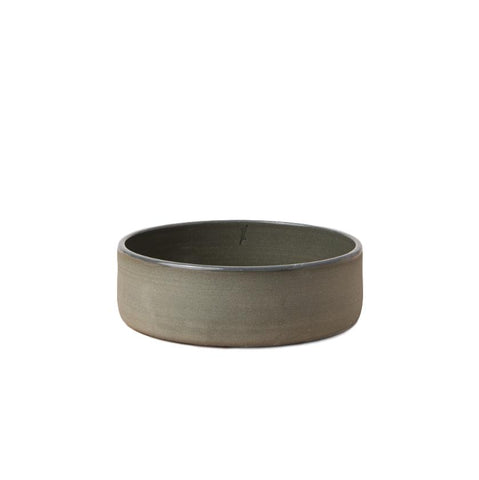 Ceramic Ramekin Stained Grey