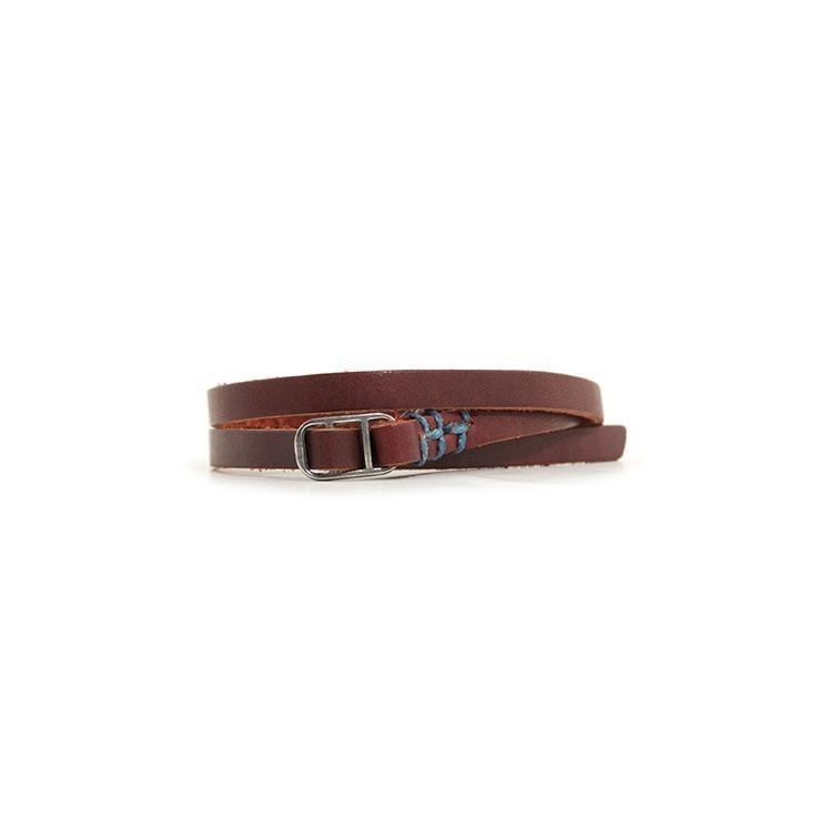 Leather Indie Wrist Band