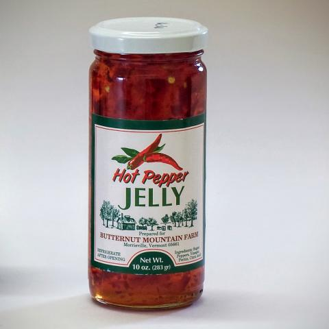 Hot Pepper Jelly 10 oz