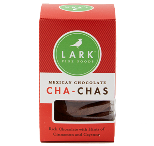 Chocolate Cha-Cha Cookies