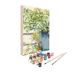 Paint By Numbers Kit - Amarillo