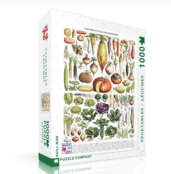 Vegetables Jigsaw Puzzle