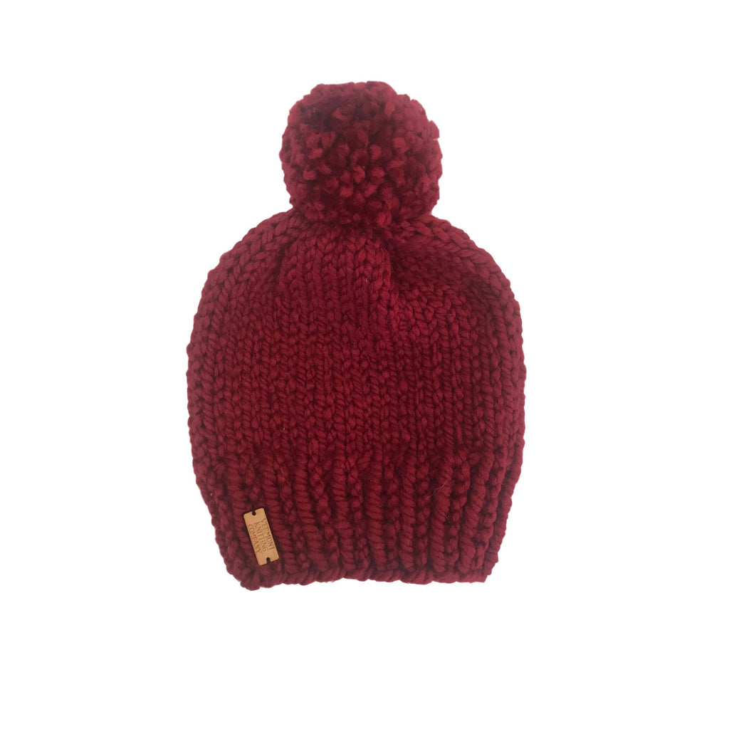 Made in Vermont Knitted Hat