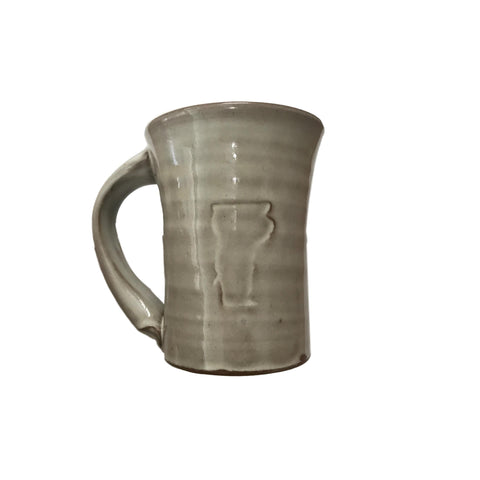 Laura White Pottery VT Mug 12oz