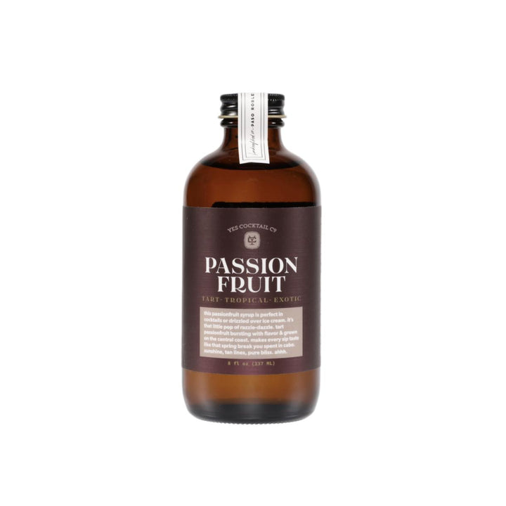 Passionfruit Cocktail Syrup - 8oz
