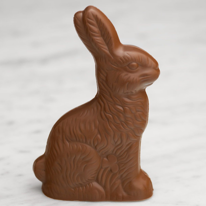 Organic Milk Chocolate Baby Bunny