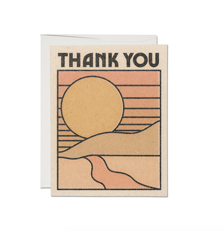 Thank You Sun - Boxed Set of 8 Cards