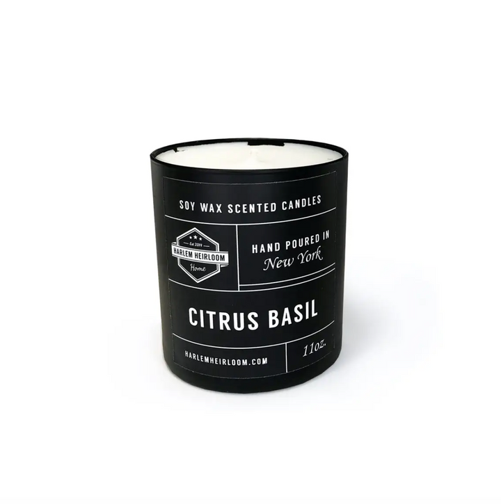 Citrus Basil Candle 11oz