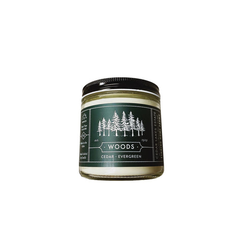 Woods Soy Candle 13oz