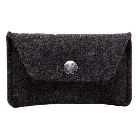 Wool Felt Card Case