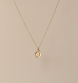 Gold Vermeil Phia Pendant Necklace