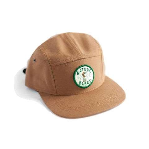 Nature Babes Five Panel Hat