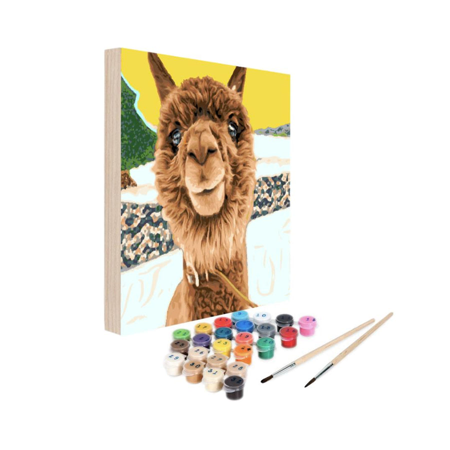 Paint By Numbers Kit - It's Warming Up