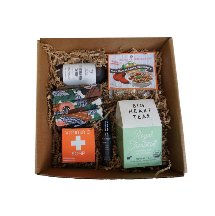 Get Well / Stay Well Gift Box