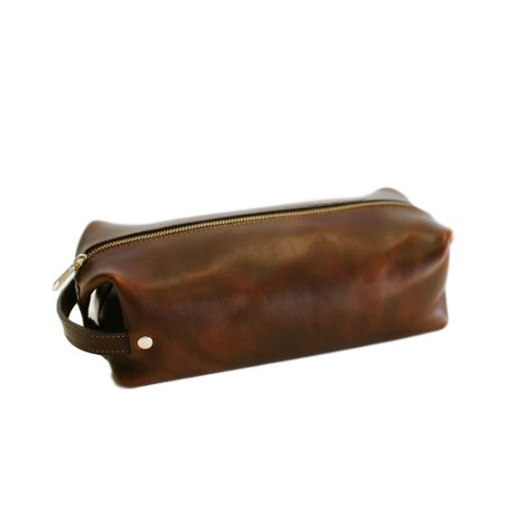 Horween Leather Dopp Kit