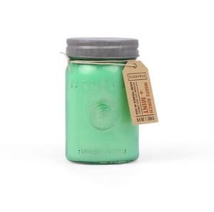 White Birch + Mint Relish Candle