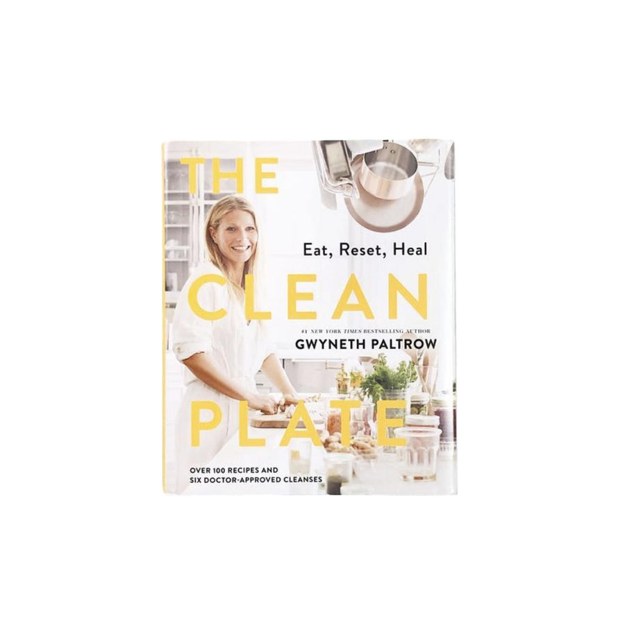 The Clean Plate Cookbook by Gwyneth Paltrow