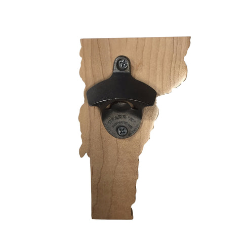 Vermont Wall-Mounted Bottle Opener