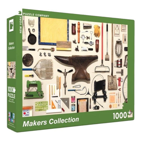 Makers Collection Puzzle