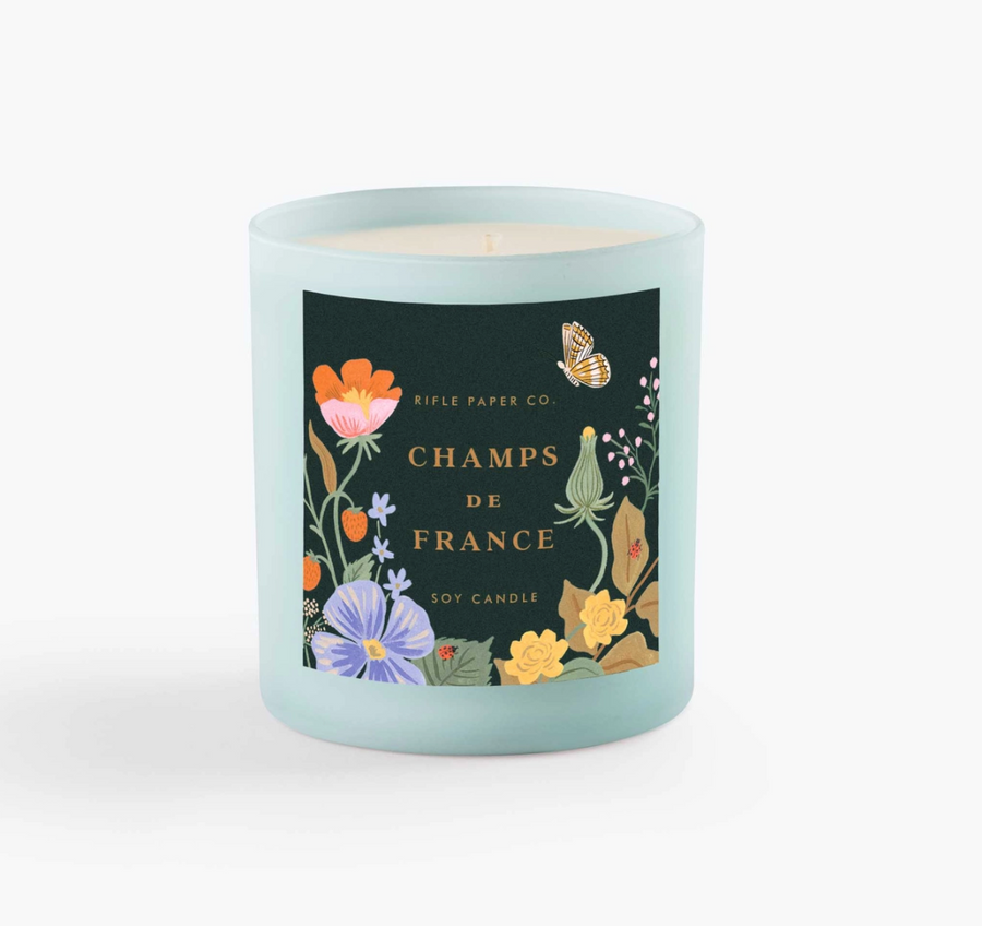 Champs de France Candle - 9oz