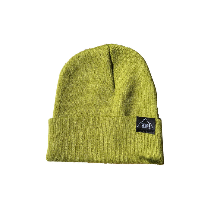 SKIDA USA Knit Ridge Beanie - Lichen