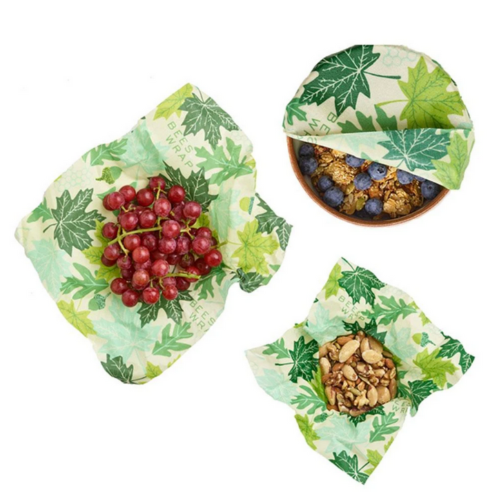 Bee's Wrap Assorted 3 Pack - Forest Floor