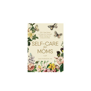 Self Care for Moms Book