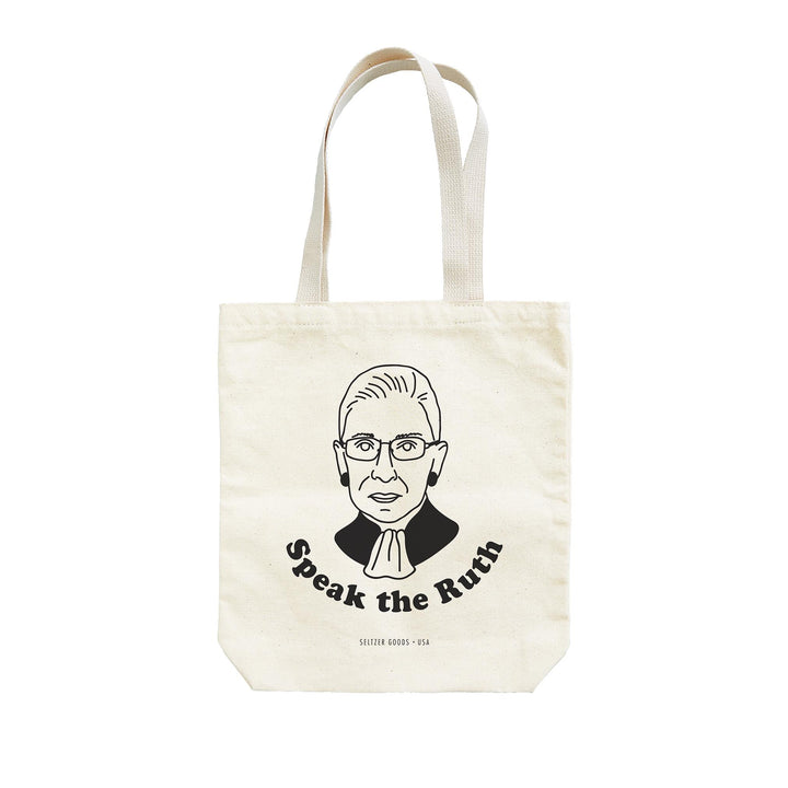 Speak the Ruth RBG Tote