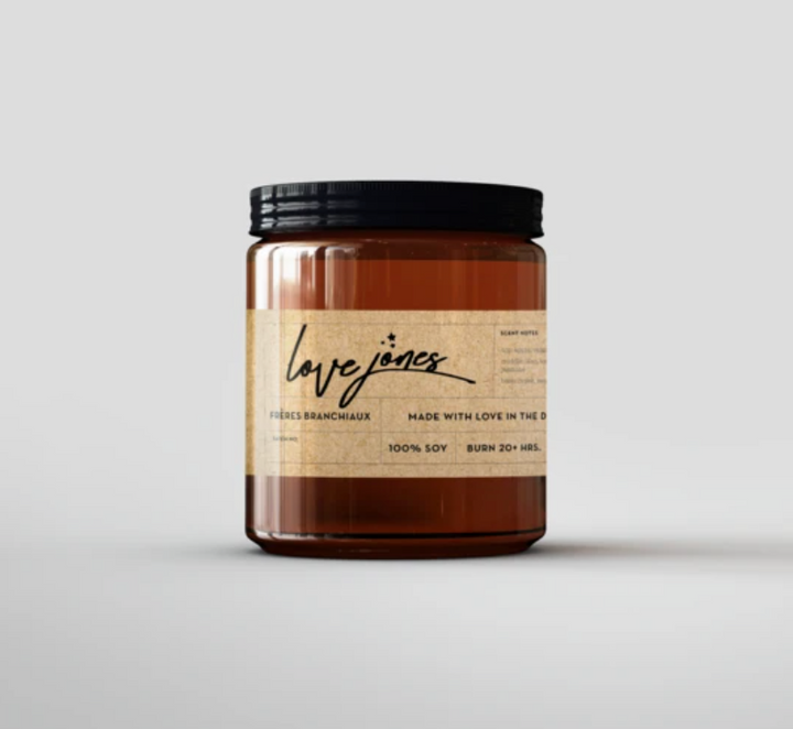 Love Jones 4oz Candle