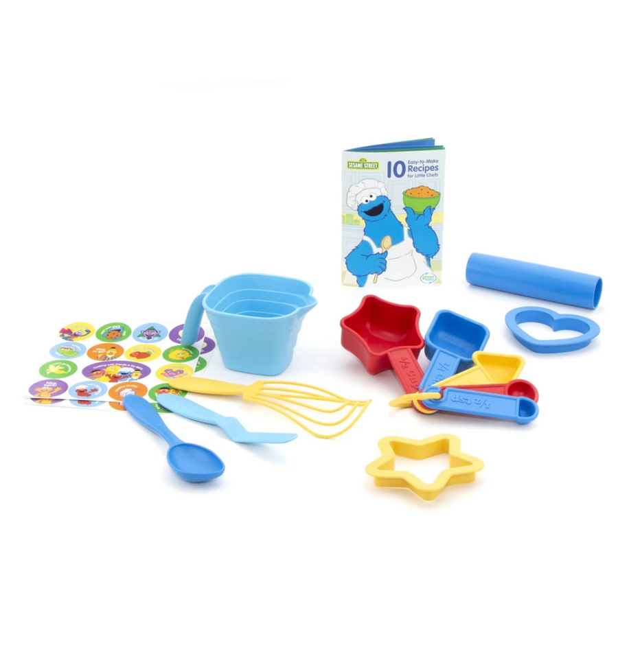 Eco-Friendy Toy Cook Bake Create Kit