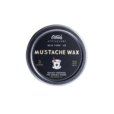 O'Douds Mustache Wax - 1 oz Tin