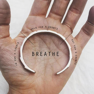Breathe Braceleet
