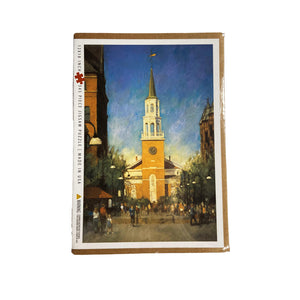 Church Street Vermont-Made Puzzle - 345 Pieces