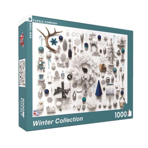 The Winter Collection Puzzle