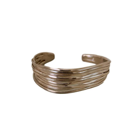 Bronze Loblolly Pine Needle Cuff