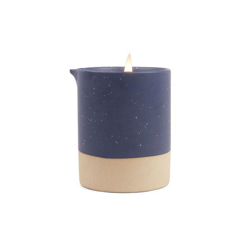 Leather and Cade Blue Mesa Candle